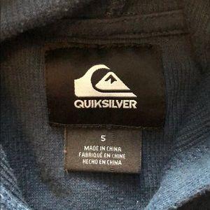 Quiksilver Shirts & Tops - Quiksilver hoodie